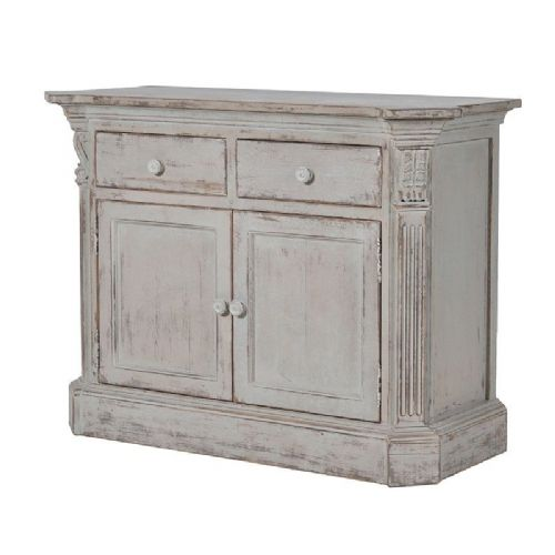 Distressed Small Sideboard